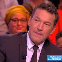 """Benjamin Castaldi largué par SMS par Flavie Flament : """"le texto était assez violent"""""""