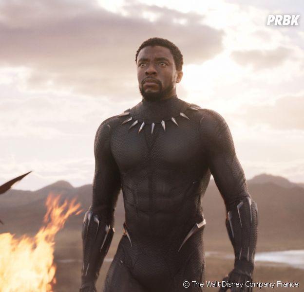 Black Panther plus fort qu'Avengers au box-office US