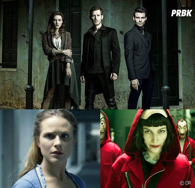 The Originals saison 5, Westworld saison 2... : 10 séries à ne pas manquer en avril