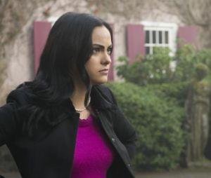 Riverdale saison 2 : Veronica (Camila Mendes) et Toni (Vanessa Morgan) sur une photo de l'épisode 17