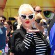 Christina Aguilera est méconnaissable sans maquillage