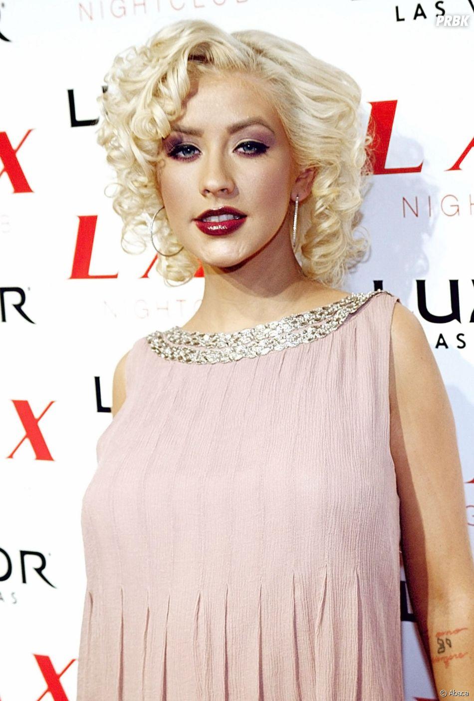 Christina Aguilera sans maquillage : elle ne ressemble pas du tout à ça