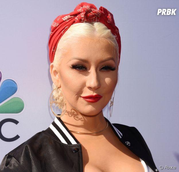 Christina Aguilera totalement méconnaissable : La chanteuse se dévoile sans maquillage