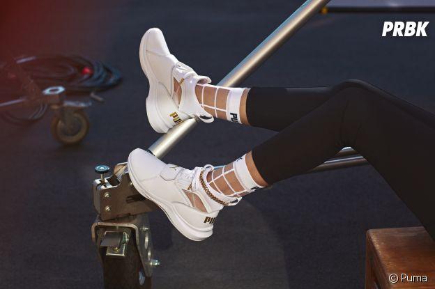 Selena Gomez égérie Puma : la chanteuse imagine ses 1ères sneakers pour la marque !