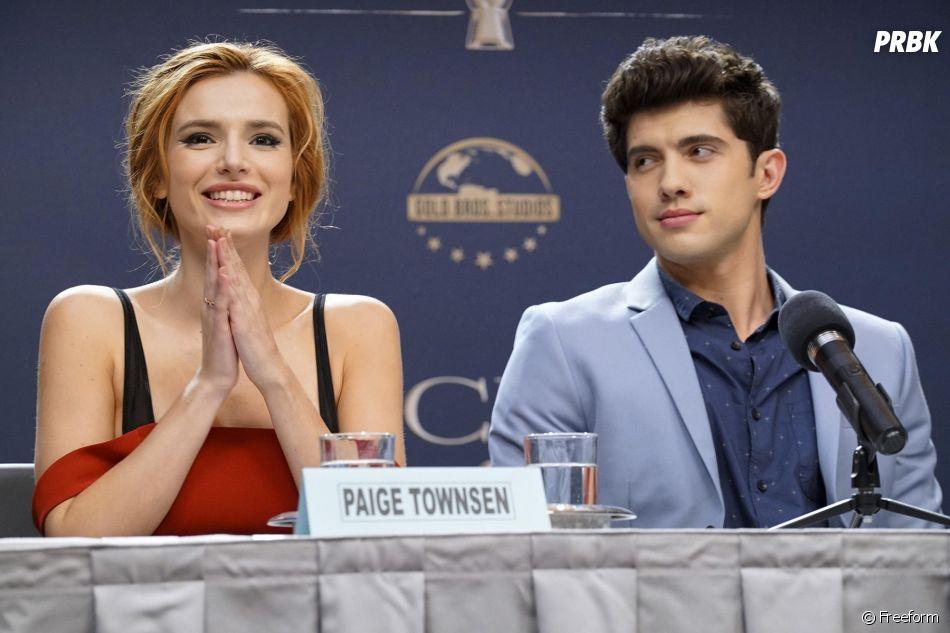 Famous in Love saison 2 : Paige va-t-elle choisir Rainer ?