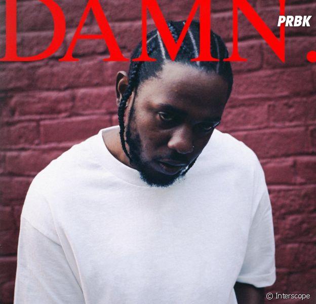 """Kendrick Lamar atteint le million de ventes avec """"DAMN"""" : un troisième record pour le rappeur"""