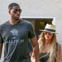 Khloe Karadashian enceinte : son chéri Tristan Thompson grillé en train d'embrasser une autre 😲