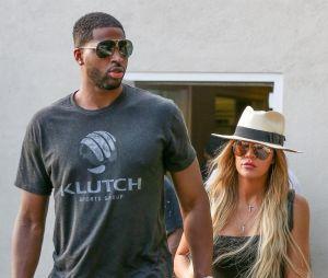 Khloe Karadashian enceinte : son chéri Tristan Thompson grillé en train d'embrasser une autre