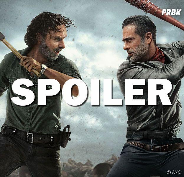The Walking Dead : la saison 9 ? La série va totalement changer