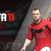 Fifa 11 ... la jaquette officielle