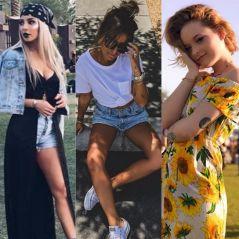Sananas, Noholita, Estelle Fitz... Les influenceuses rivalisent de style à Coachella 2018