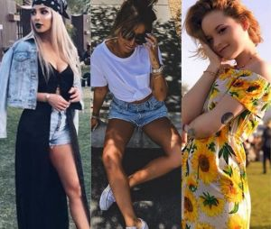 Coachella 2018 : Sananas, Noholita, Nabilla Benattia... Les influenceuses rivalisent de style !