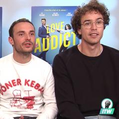 Bapt & Gaël (Love Addict) et Jérôme Niel : lingerie sexy, plan à 3... leur cap ou pas cap délirant