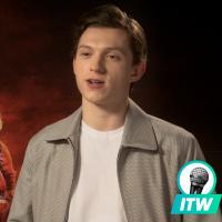 Avengers 3 - Infinity War : Tom Holland (Spider-Man) raconte sa rencontre la plus WTF avec une fan !