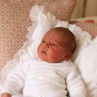 Kate Middleton dévoile deux adorables photos du Prince Louis