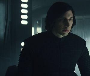 Adam Driver dans Star Wars 8