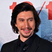 Adam Driver (Star Wars 7) : 6 choses que vous ne savez peut-être pas sur l'interprète de Kylo Ren