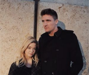 Sasha Pieterse (Pretty Little Liars) et Hudson Sheaffer se sont mariés le 27 mai 2018