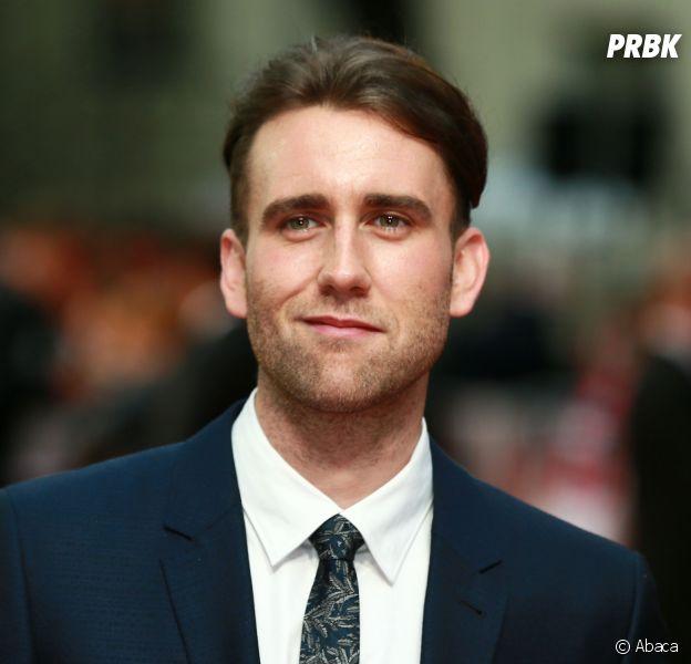 Matthew Lewis (Harry Potter) s'est marié