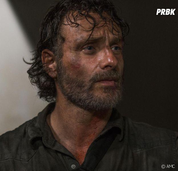 The Walking Dead saison 9 : Andrew Lincoln (Rick) s'en va, les fans en colère