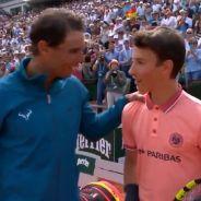 Roland-Garros 2018 : Rafael Nadal réalise le rêve d'un fan après sa victoire face à Richard Gasquet