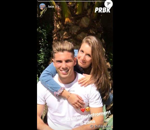Luca Zidane dévoile le prénom de sa petite amie