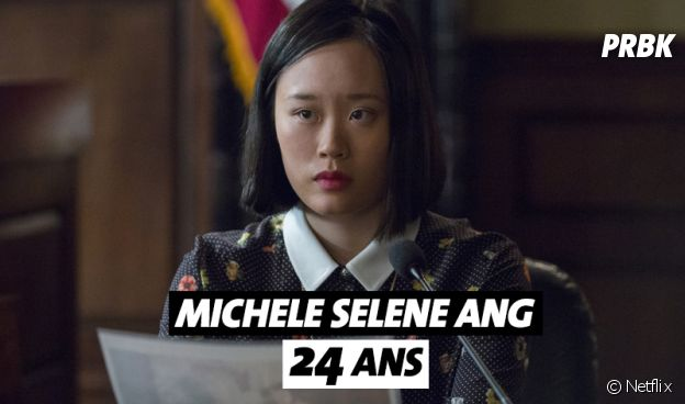 13 Reasons Why : le vrai âge de Michele Selene Ang
