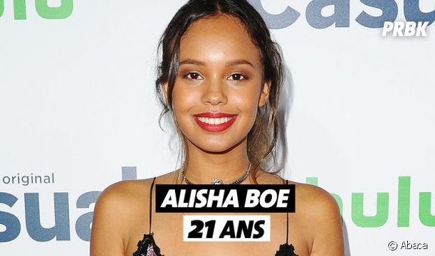 13 Reasons Why : le vrai âge de Alisha Boe