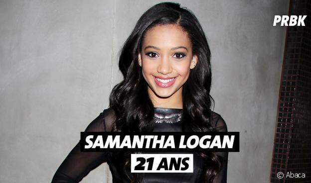 13 Reasons Why : le vrai âge de Samantha Logan