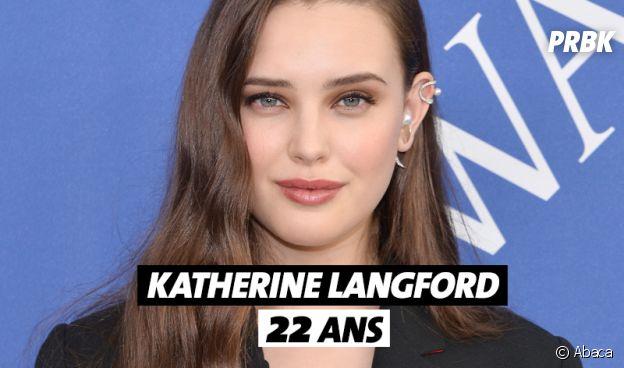 13 Reasons Why : le vrai âge de Katherine Langford
