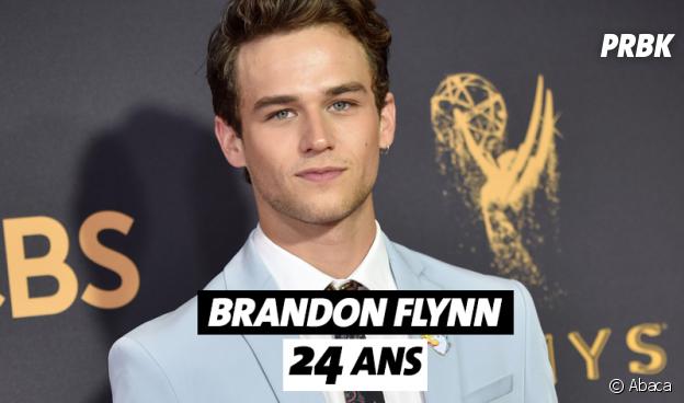13 Reasons Why : le vrai âge de Brandon Flynn