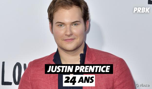 13 Reasons Why : le vrai âge de Justin Prentice