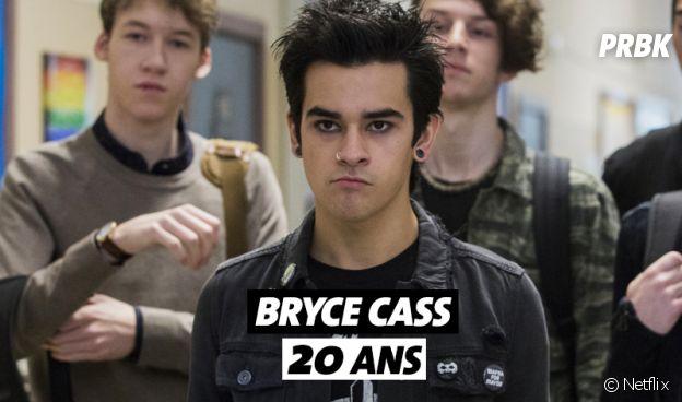 13 Reasons Why : le vrai âge de Bryce Cass