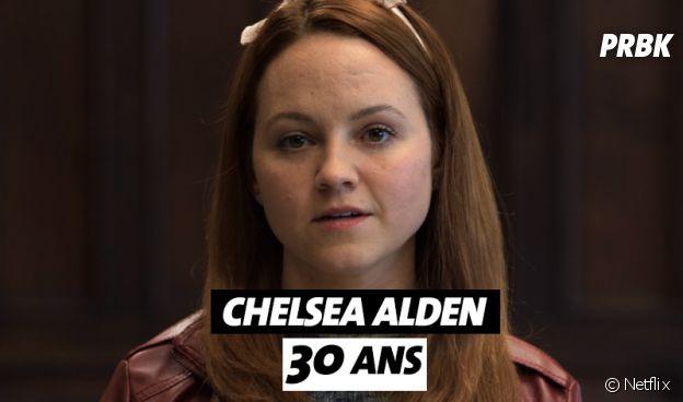 13 Reasons Why : le vrai âge de Chelsea Alden