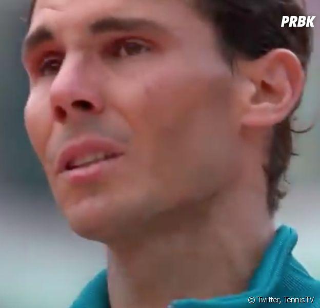 Roland-Garros 2018 : Rafael Nadal en pleurs après sa 11ème victoire