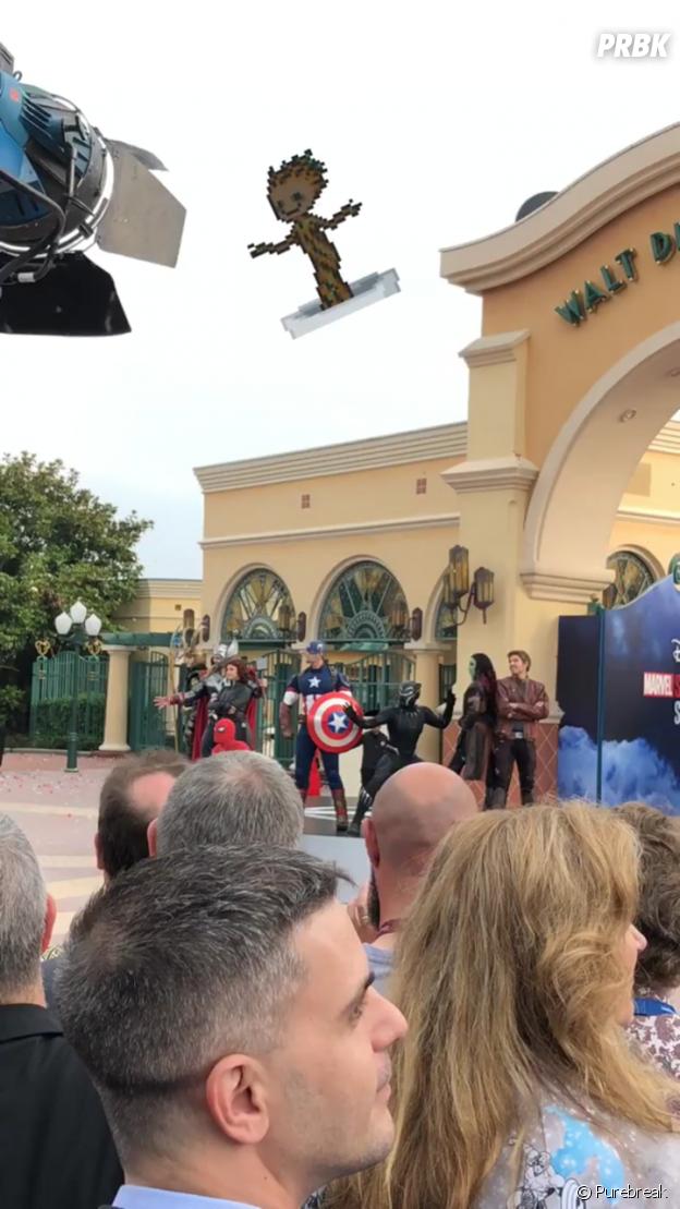 Marvel Summer of Super Heroes : les héros Marvel réunis à Disneyland Paris