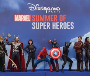 Marvel Summer of Super Heroes : Disney a vu les choses en grand pour le lancement de l'été Marvel