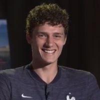 Benjamin Pavard pris d'un gros fou rire en interview : la vidéo qui met de bonne humeur 😂