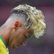Neymar moqué pour sa coupe spaghettis : il se rase les cheveux