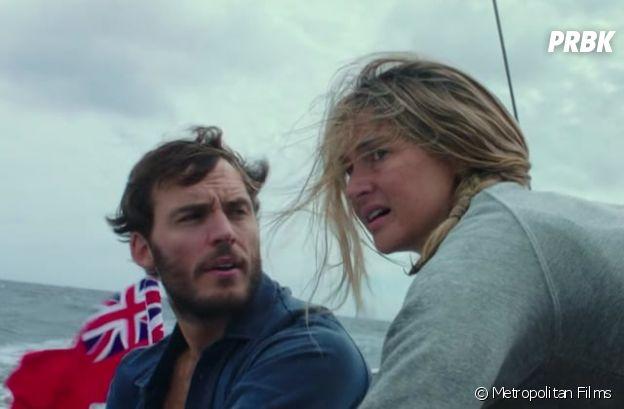 photos du film A la dérive avec Shailene Woodley.