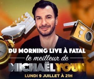 Du Morning Live à Fatal, le meilleur de Michaël Youn, le documentaire à découvrir sur W9