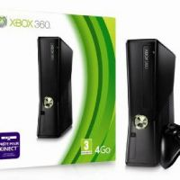 Xbox 360 (Slim) 4Go ... elle est dispo