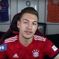 Le youtubeur AF5 a simulé la finale France - Croatie sur FIFA : le scénario va vous faire stresser