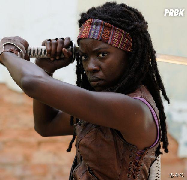 The Walking Dead saison 9 : Danai Gurira (Michonne) aussi prête à quitter la série ?
