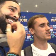 Antoine Griezmann : son récit hilarant du jour qui a précédé la finale de la Coupe du Monde