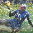 """Coupe du Monde 2018 : Benjamin Mendy répond aux gens qui font référence aux origines des Bleus et disent que """"l'Afrique a gagné"""" !"""