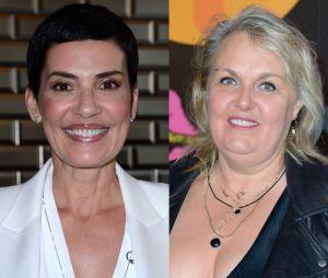 """Cristina Cordula pense que """"les combinaisons ne vont qu'aux filles minces"""", Valérie Damidot réagit !"""