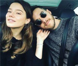 Chris Wood et Hanna Mangan Lawrence ont été en couple