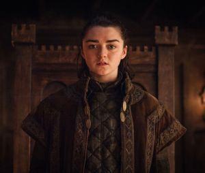 Game of Thrones saison 8 : le tournage fini, Maisie Williams se fait un tatouage en hommage à Arya