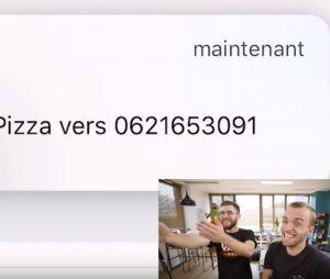 Cyprien : son numéro de téléphone leaké par Squeezie, ils lisent les messages reçus.